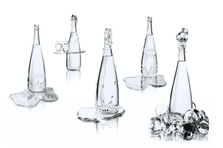 Exceptionnel DESIGN // La goutte d'eau qui fait déborder…la bouteille | Coulure GR17