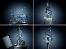 waterflames